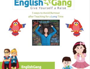 Teaching English and Burnout